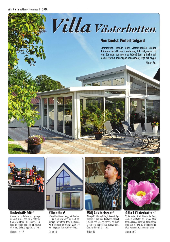 Villa västerbotten nr 1 2010 by dynamo press   issuu
