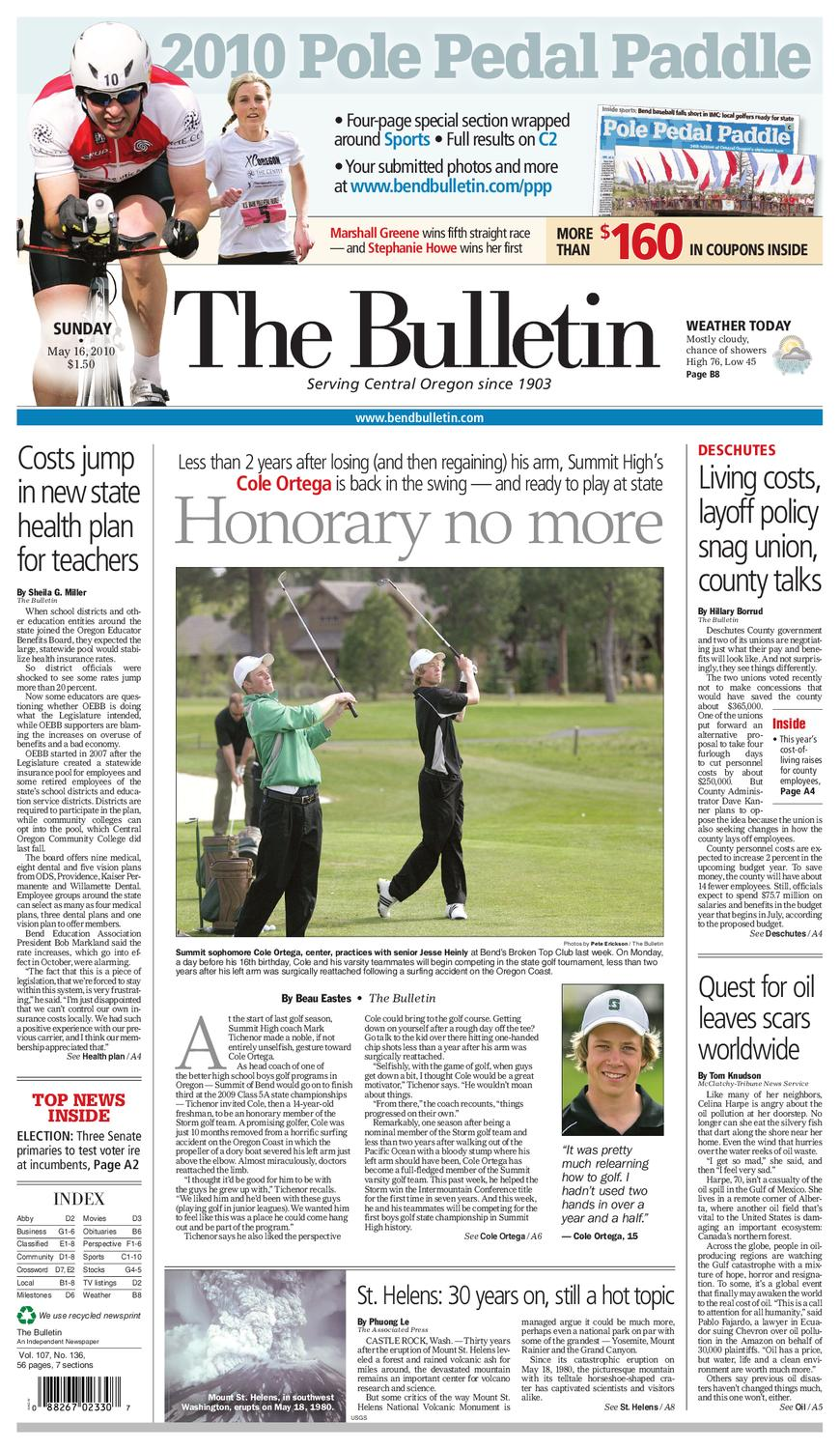 bulletin daily paper 05 19 13 by western communications inc issuu