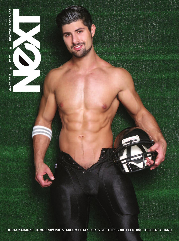 Gay sports column