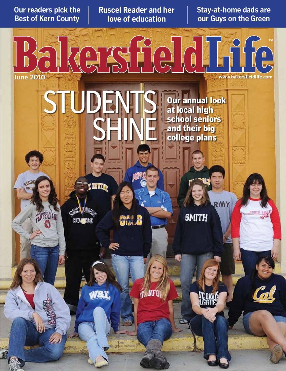 Bakersfield Life Magazine June 2010 By Tbc Media Specialty