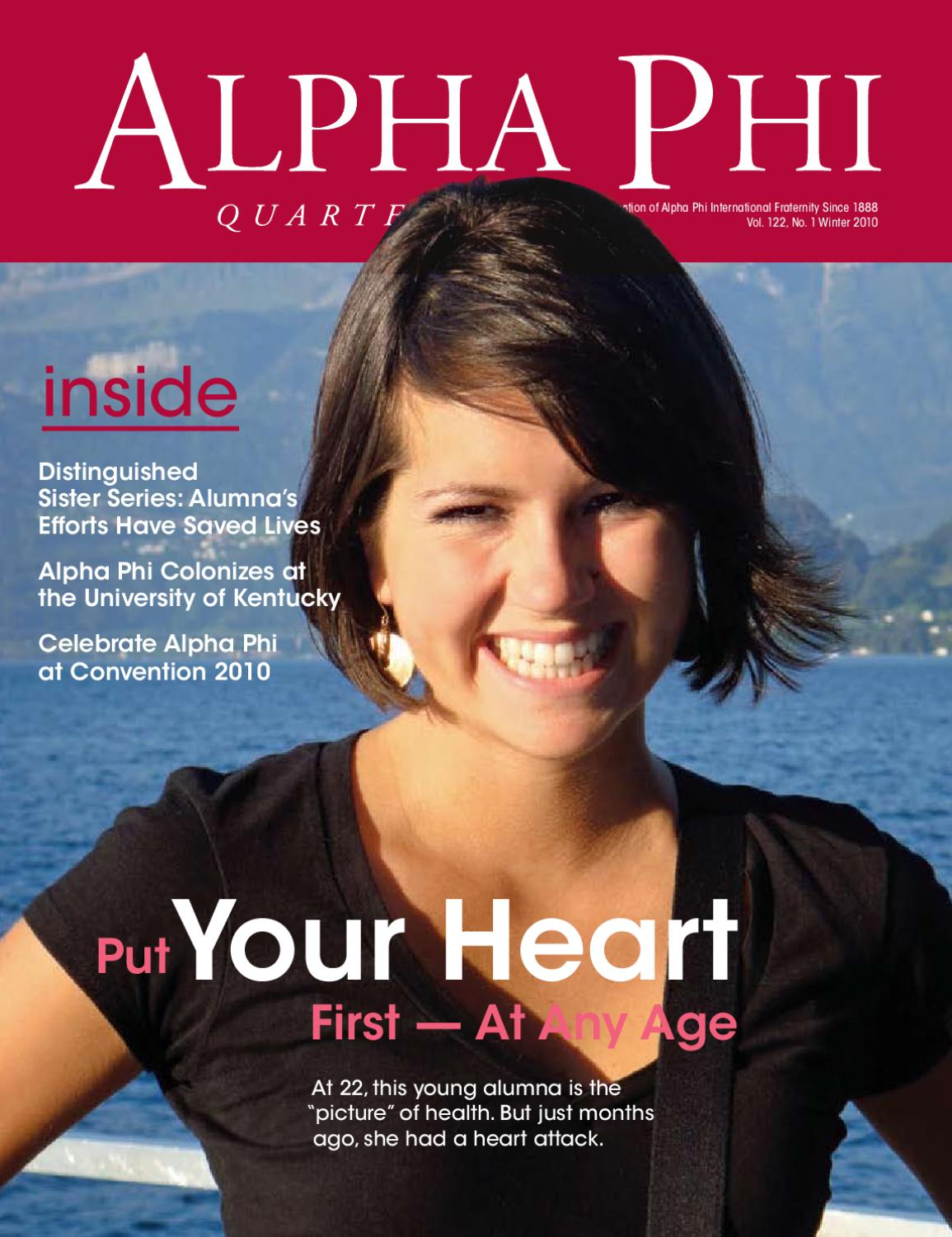 winter alpha phi quarterly by alpha phi international winter 2010 alpha phi quarterly by alpha phi international fraternity issuu