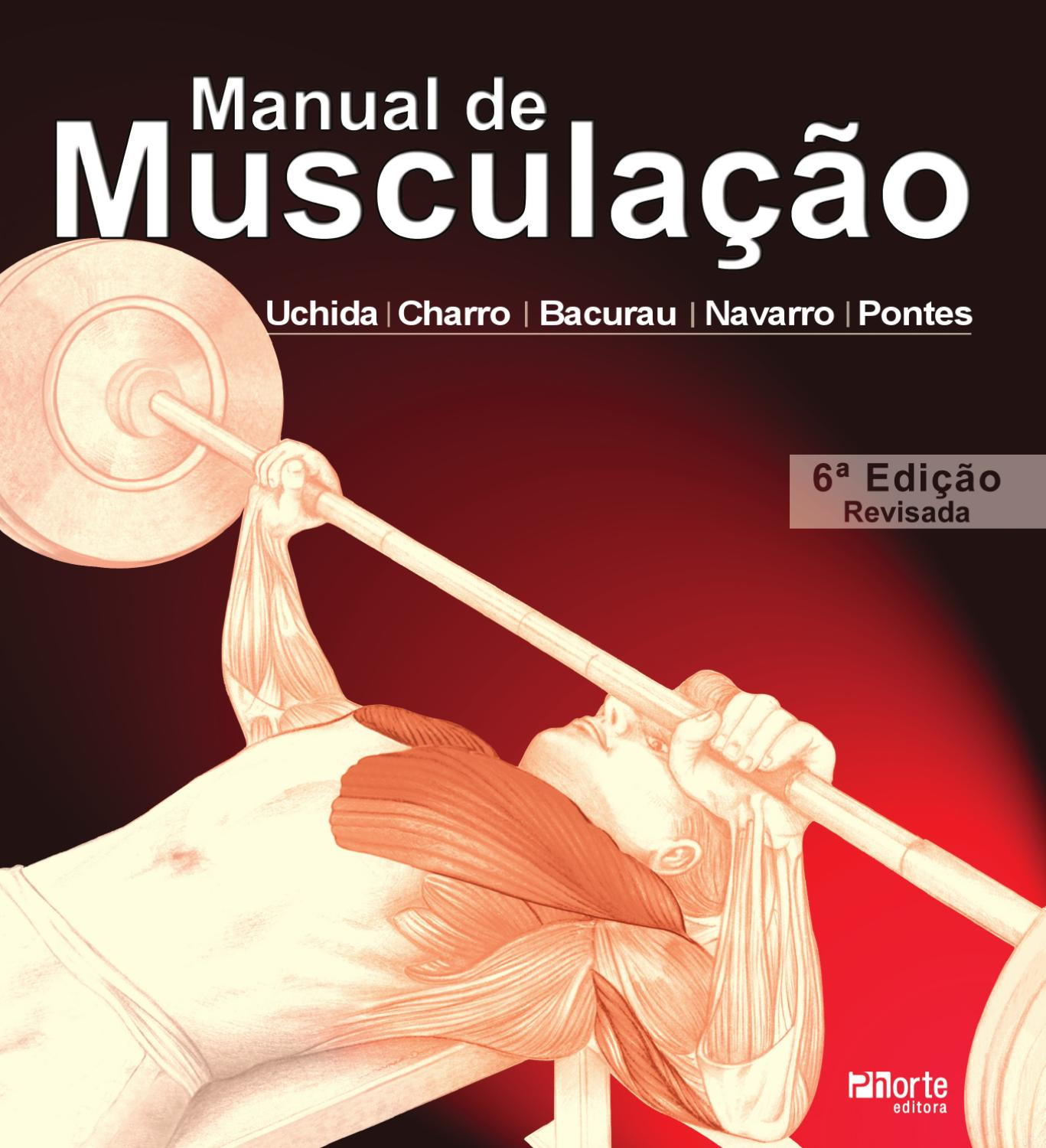Manual de muscula o 6ed by phorte editora issuu for Manual de acuicultura pdf