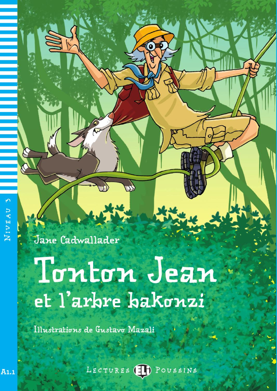 Resultado de imagen de tonton jean et l'arbre bakonzi