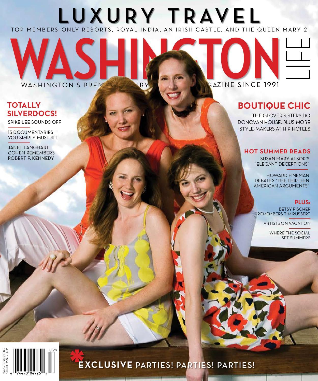 washington life magazine by washington life washington life magazine summer 2008