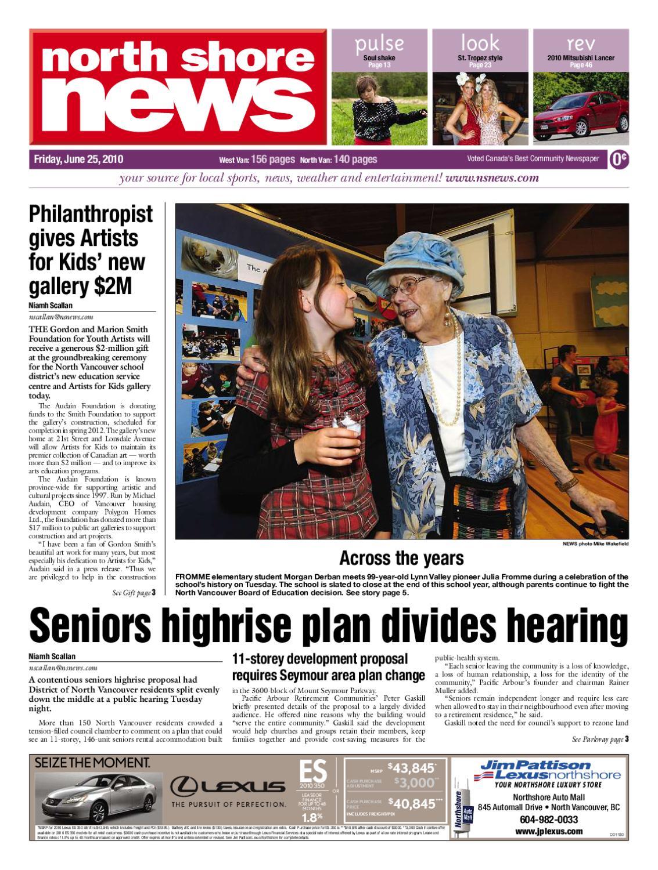 north shore news th by postmedia community publishing north shore news 7th 2010 by postmedia community publishing issuu