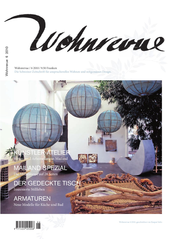 Wohnrevue 07 2010 by Boll Verlag - issuu