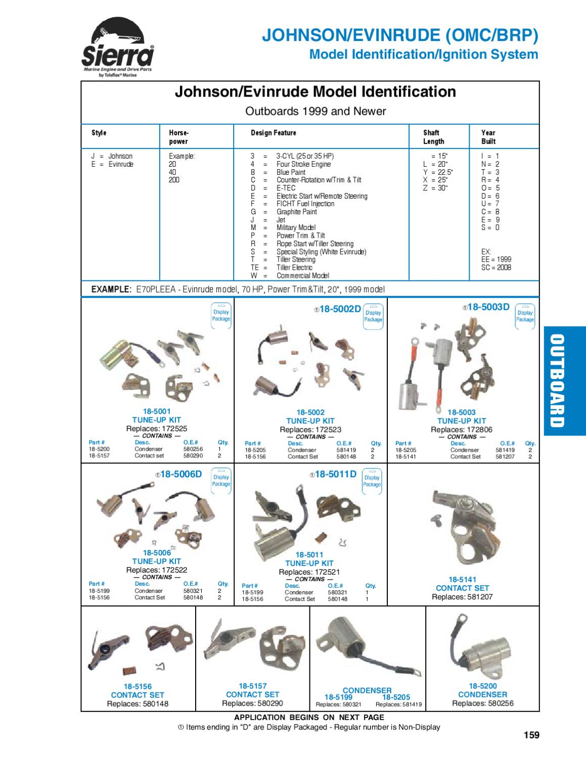 sierra marine engine and drive parts for johnson evinrude outboard applications by anthea webb Power Steering Line Diagram marine power steering hose