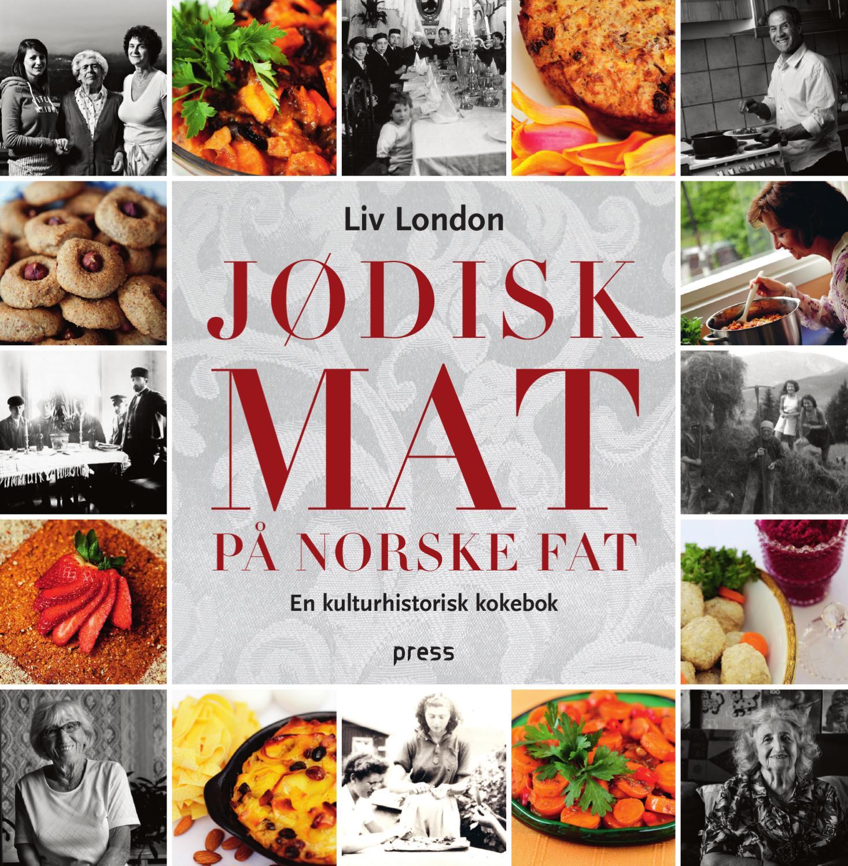 Jødisk Mat På Norske Fat By Forlaget Press