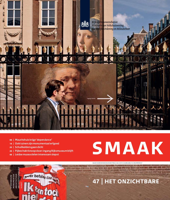 SMAAK special by Rijksvastgoedbedrijf - issuu