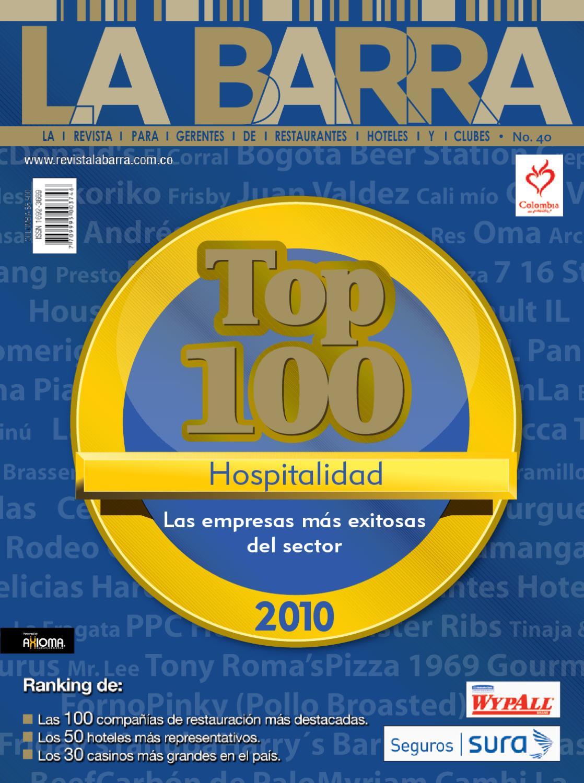 Revista La Barra Edici 243 N 40 By Axioma Comunicaciones S A S