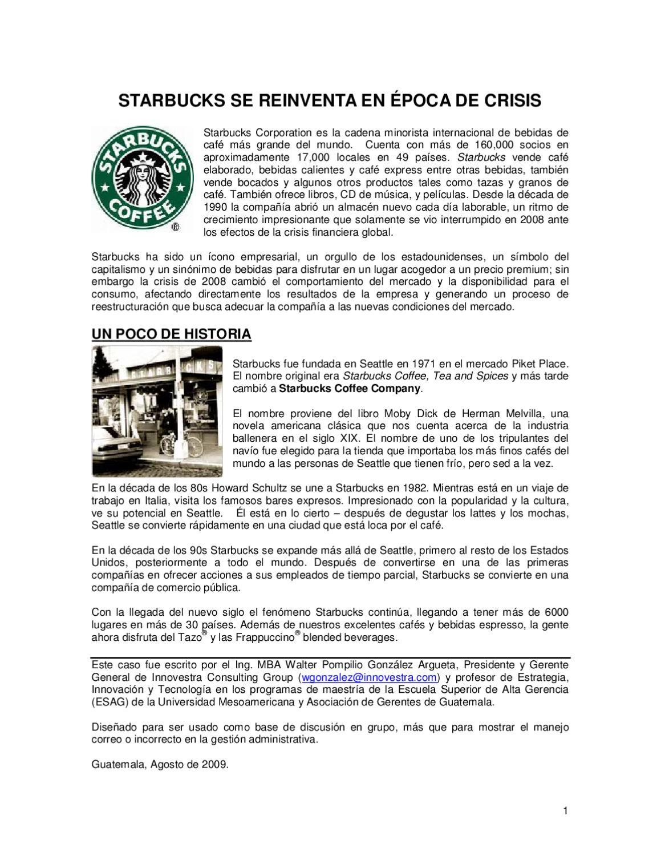 Howard Schultz, presidente de Starbucks