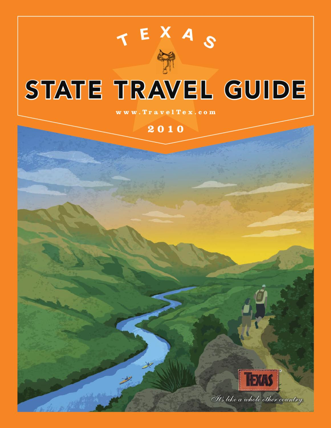 State Travel Guide Louisiana