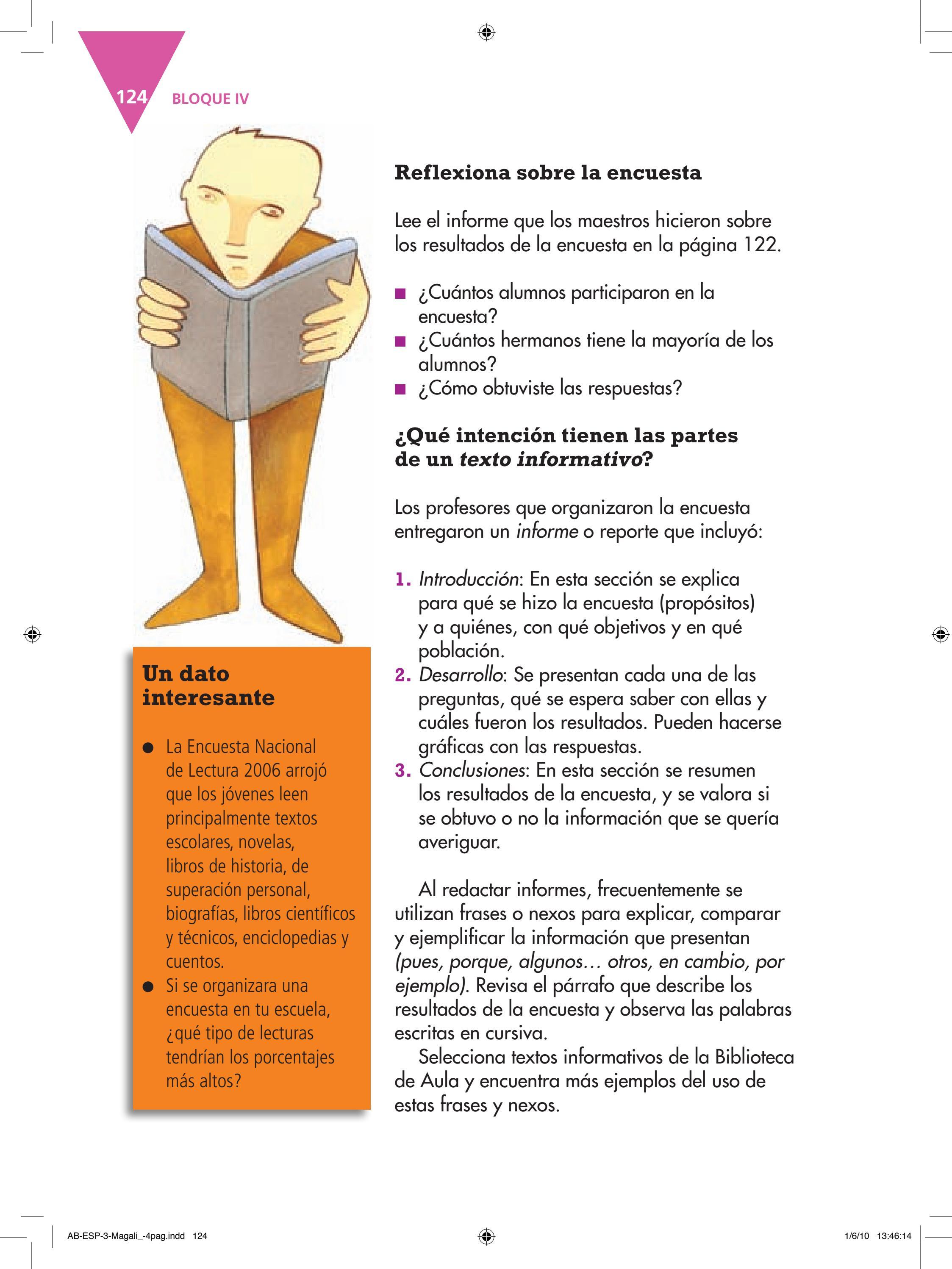 espa ol 3er grado by rar muri page 124 issuu