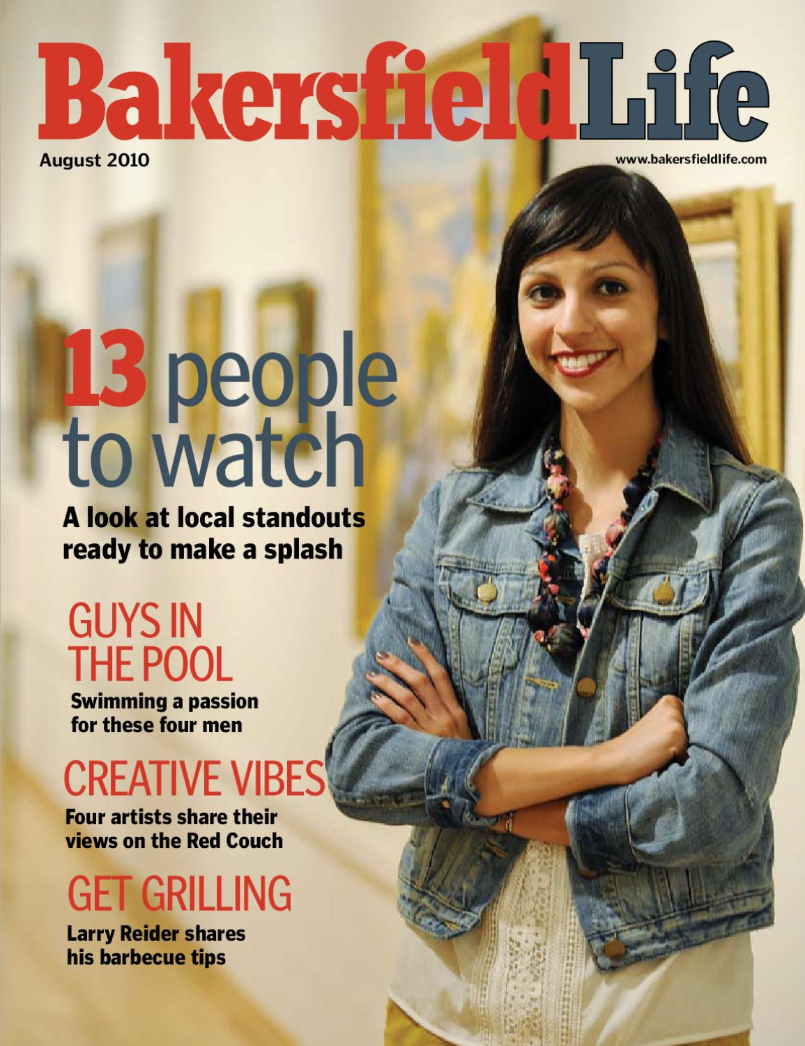 Bakersfield life magazine august 2010 by tbc media for Bakersfield home magazine