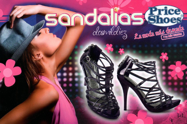 Price Shoes Catalogo Sandalias by CatalogosPorInternet.Com ...