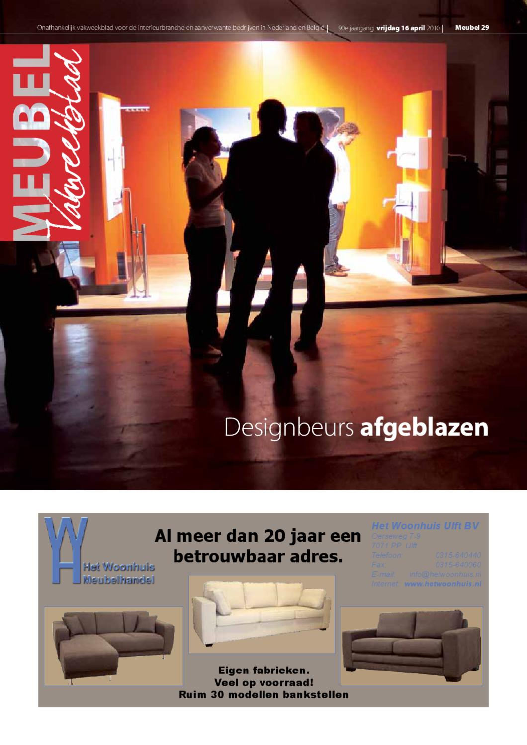 Meubel 29 16 04 10low by uitgeverij lakerveld bv   issuu