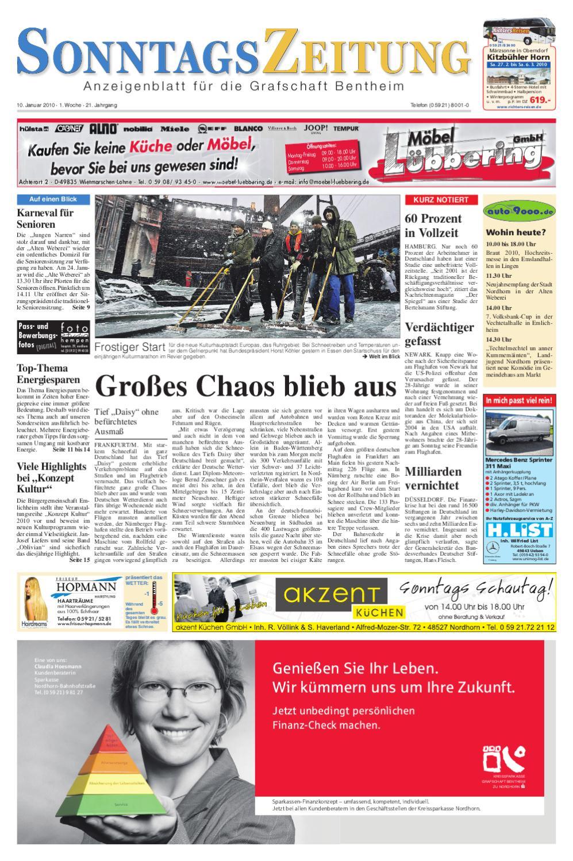 2sonntagszeitung 10 01 2010 by sonntagszeitung   issuu