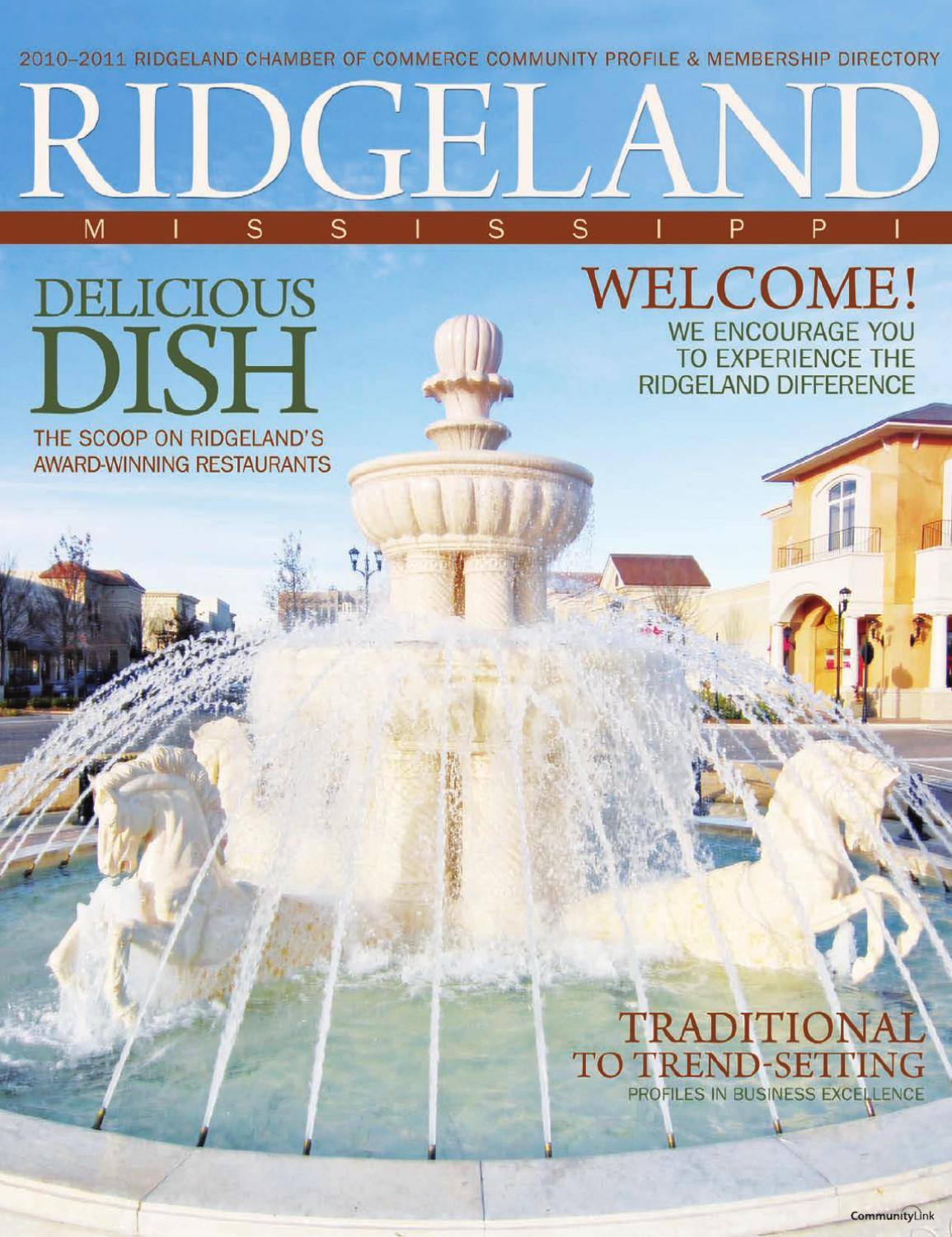 ridgelandmsprofileaw by communitylink issuu