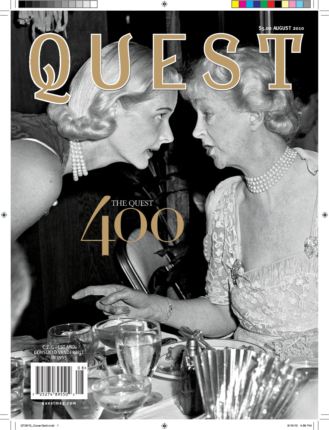 Quest august 2011 by quest magazine   issuu