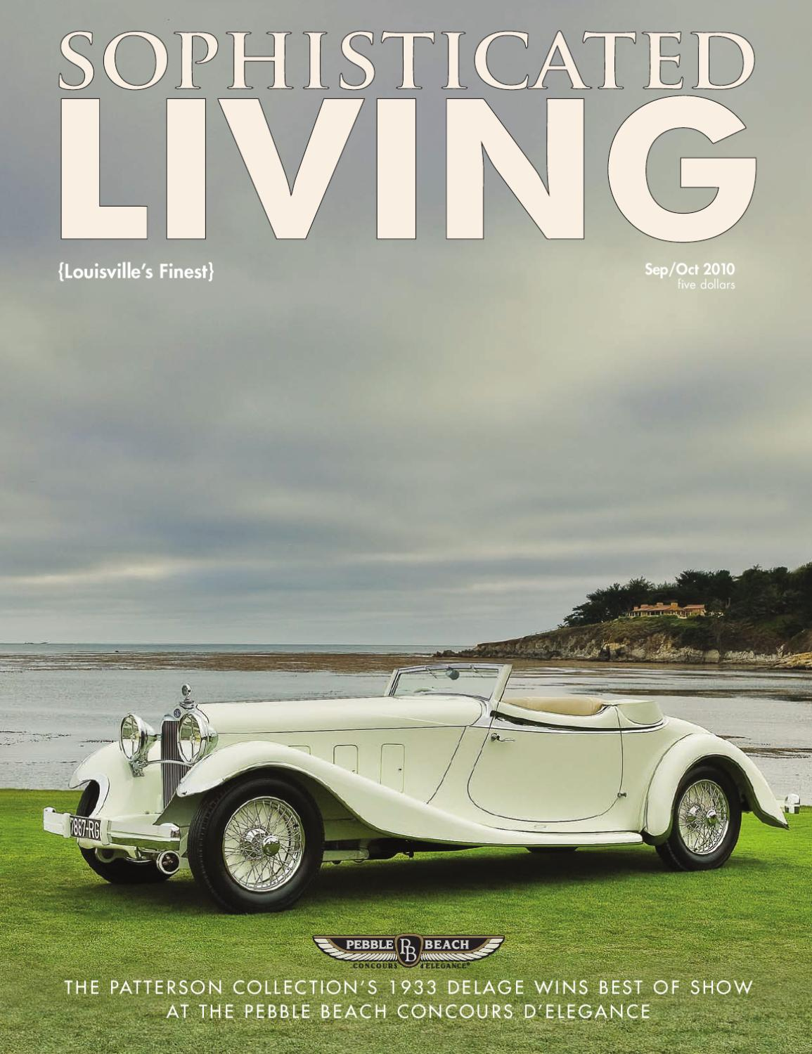 sophisticated living lexington sept oct by williams media issuu