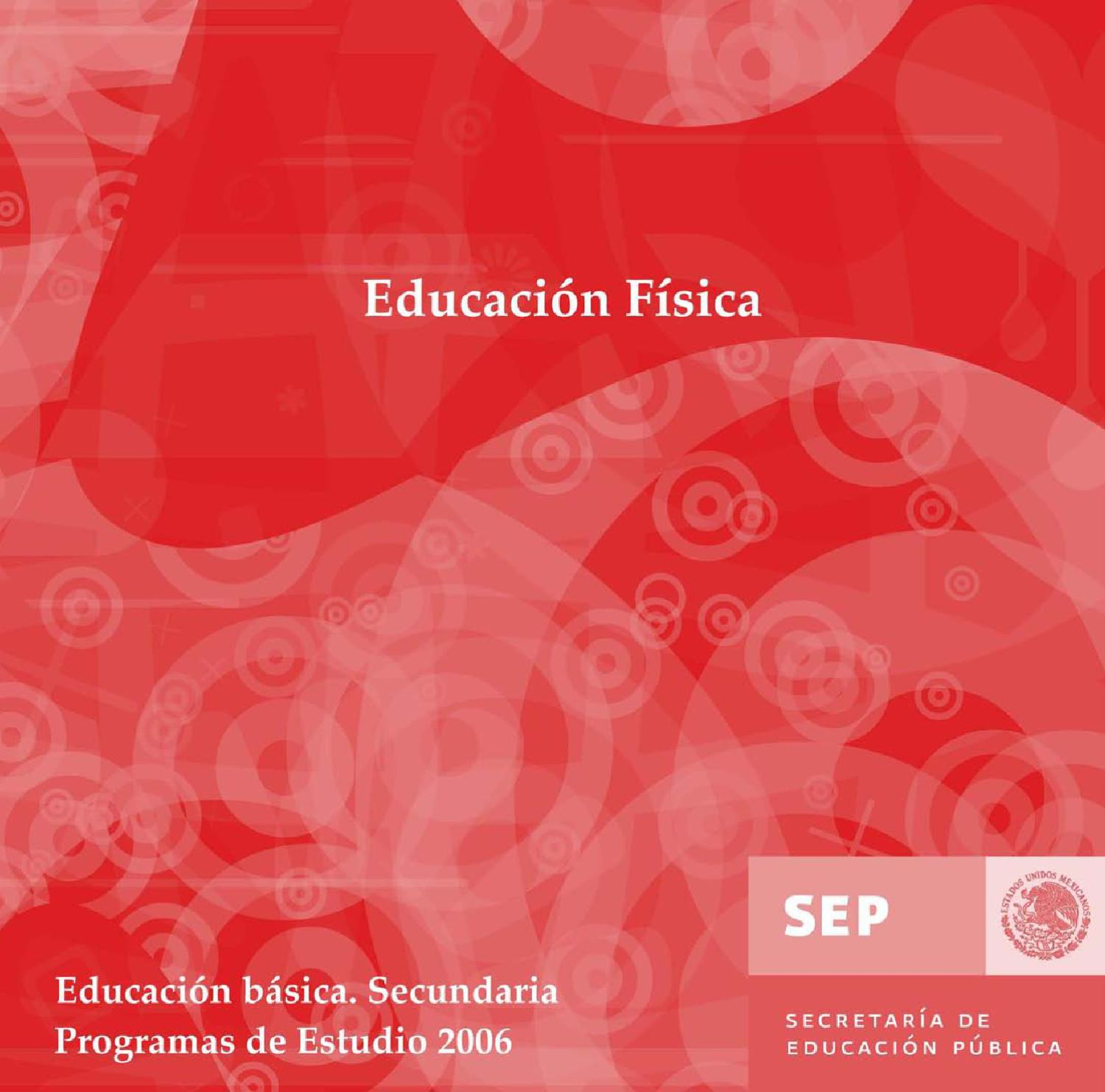 Organize Ideas Issuu Programa De Educaci 243 N F 237 Sica Para Secundaria By