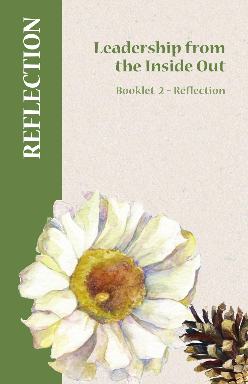 reflection to the book inside rikers