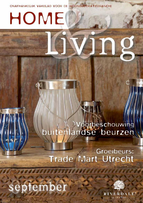 Inkijkexemplaar vakblad Home & Living, editie februari 2015 by ...
