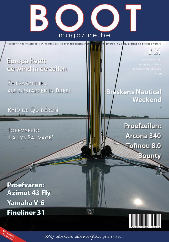 Bootmagazine nr. 39   okt. / nov. / dec. 2014 by leo van ...