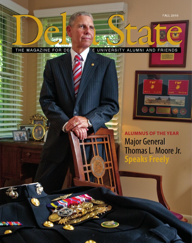 Delta State Alumni Magazine Fall 2010 By Delta State