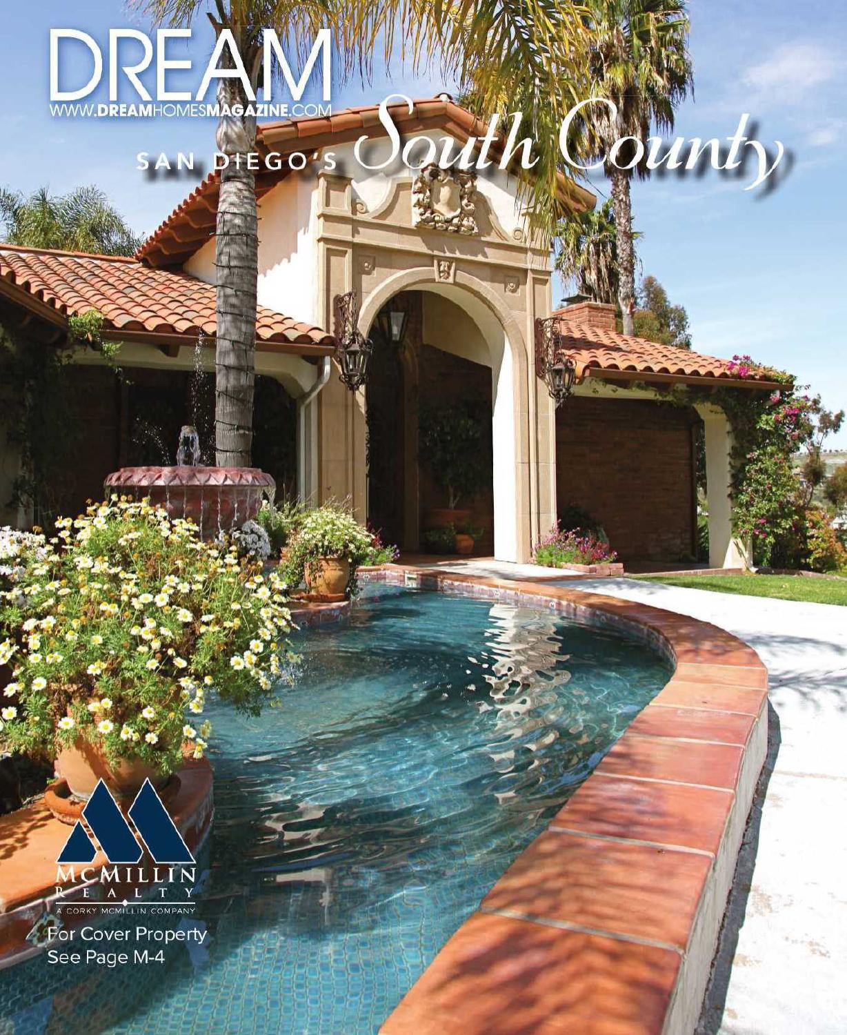 Dream homes magazine south county edition by better homes for Dream homes magazine