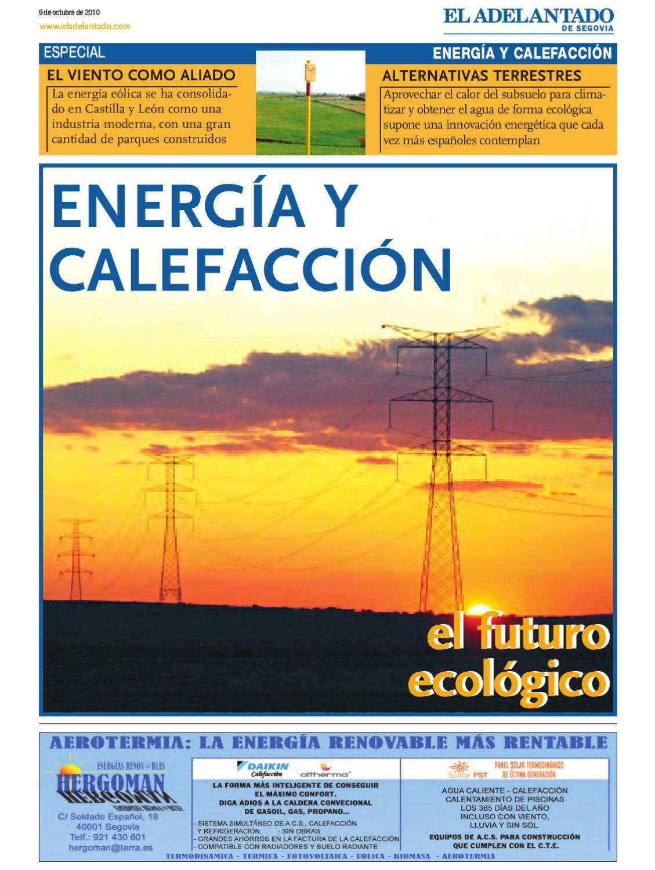 Calefaccion mas rentable stunning las redes de calor o - Calefaccion mas rentable ...