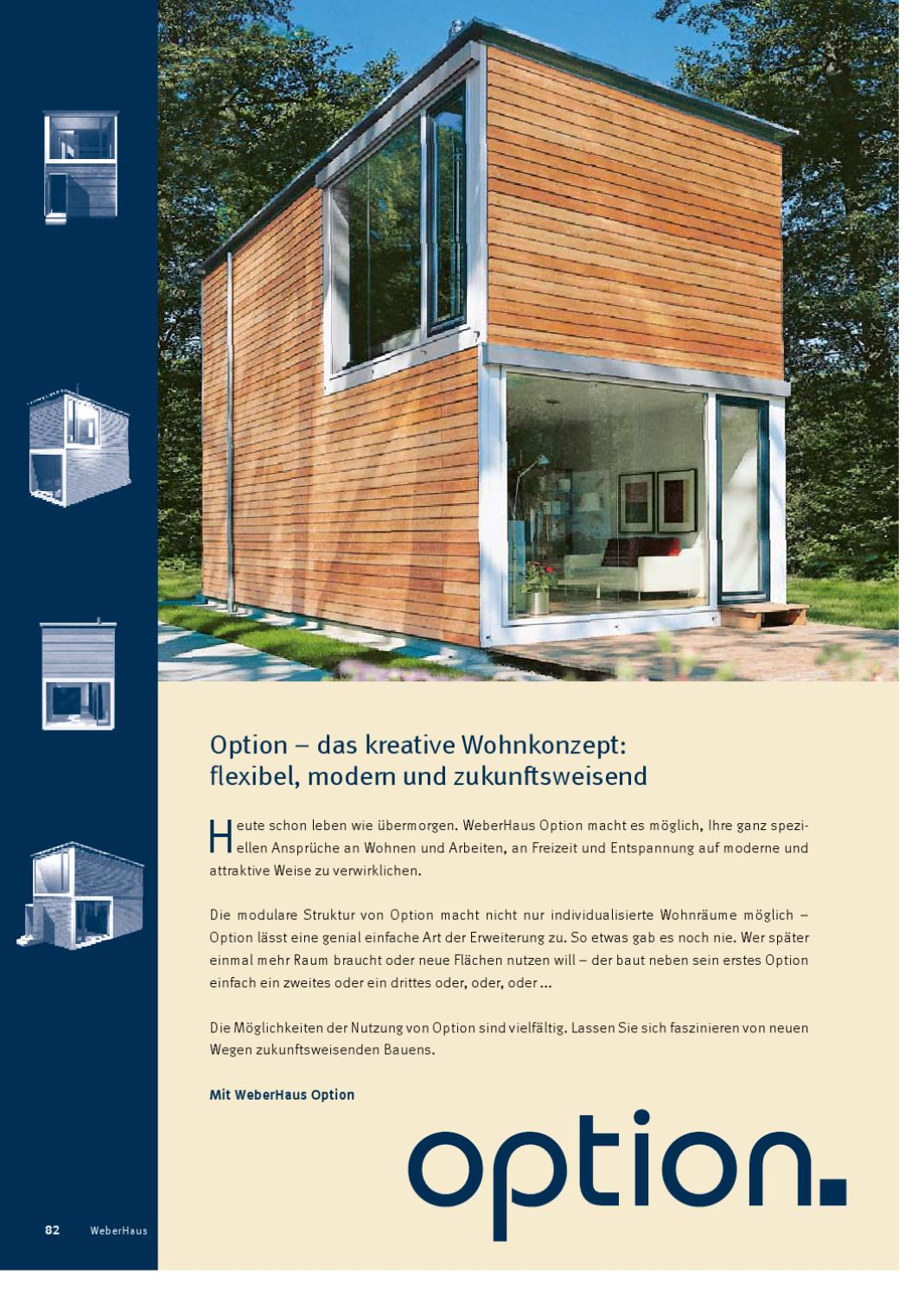 Option House By Weberhaus Suisse Romande Page 2 Issuu