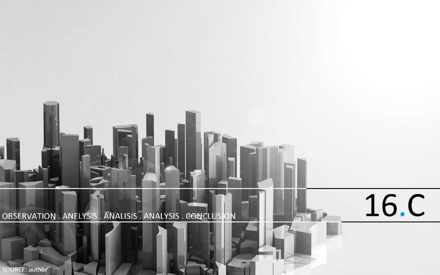 An analysis of urban metropolis and its function in the society