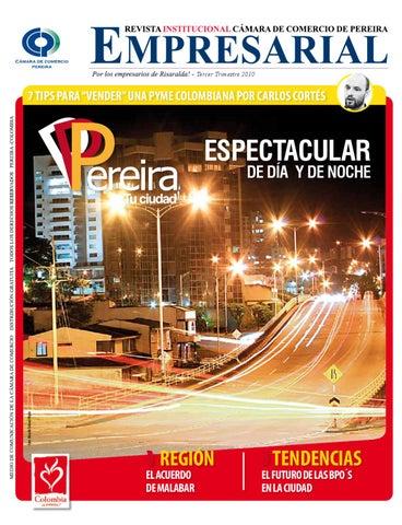 Revista Empresarial Cámara de Comercio de Pereira