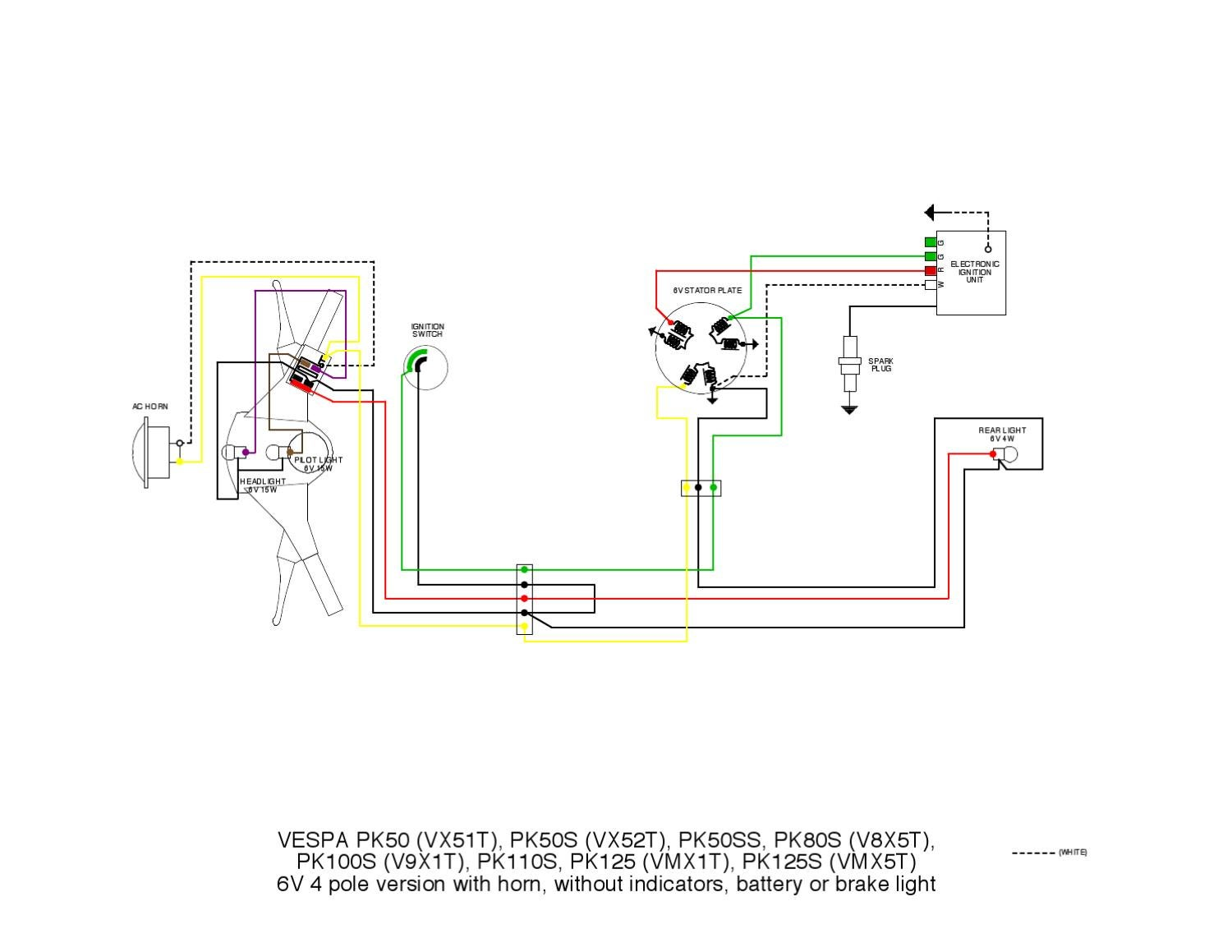Vespa Gt200 Wiring Diagram Ignition Library Lx150 Schematic Lx 150 Ie Manual Pdf Diagrams Repair
