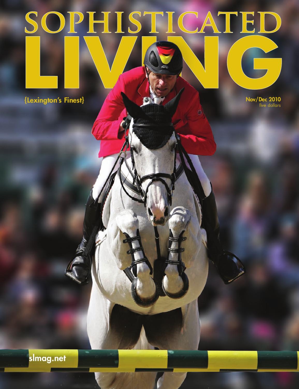 sophisticated living lexington nov dec by williams media issuu