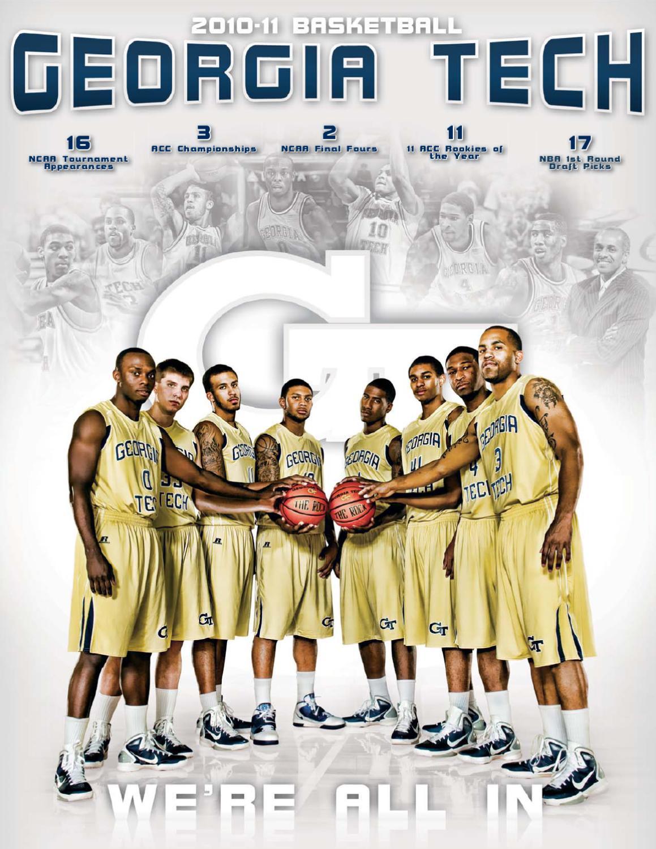 2010-11 Georgia Tech Men's Basketball Information Guide by GTAthletics - issuu