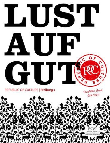 LUST AUF GUT Magazin | Freiburg Nr. 1