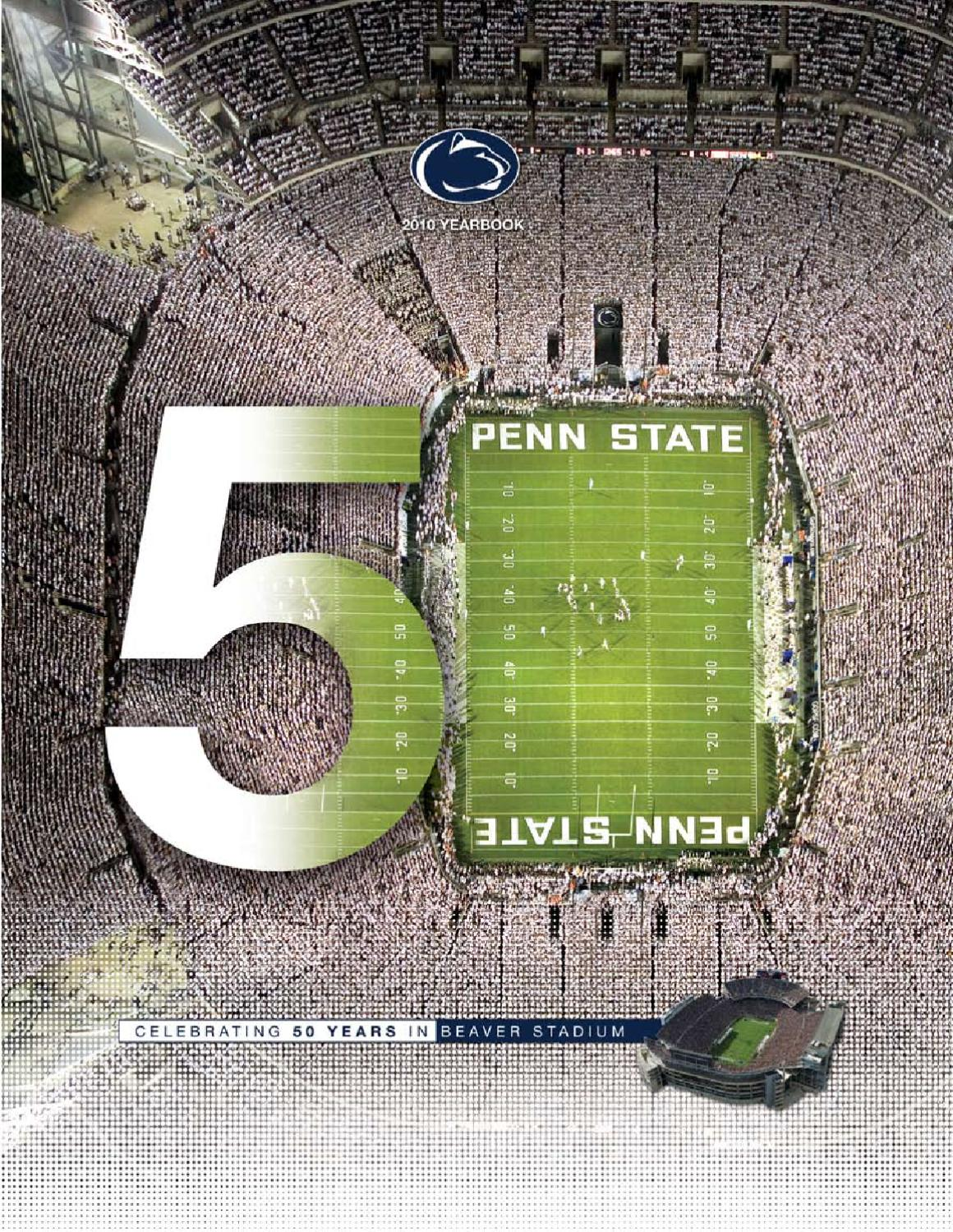 2014 Penn State Football Yearbook by Penn State Athletics - issuu
