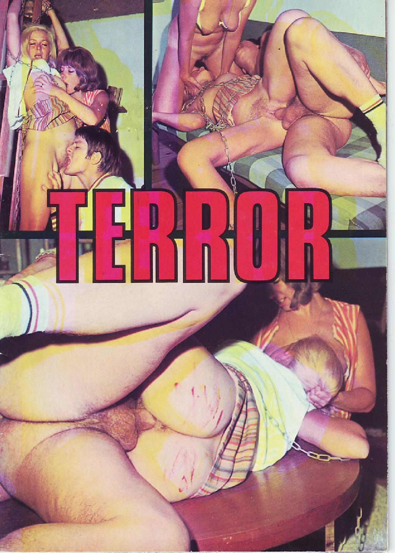 Ретро порно ужасы 2 фотография