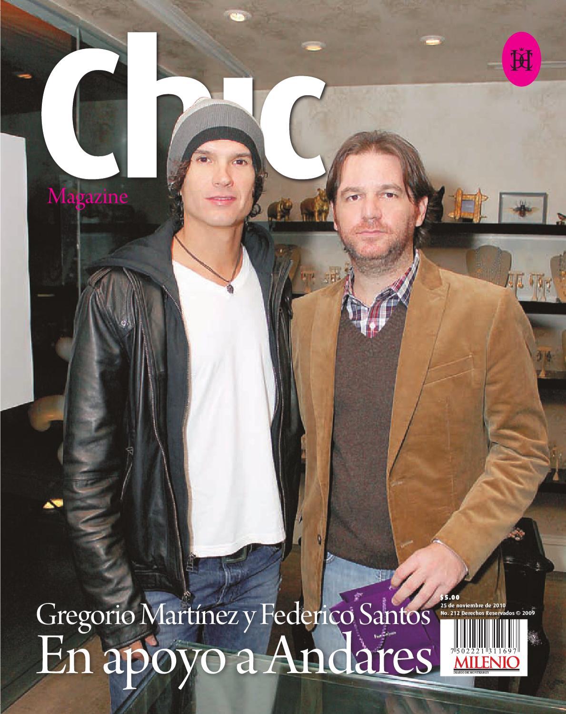 chic magazine monterrey edici243n 212 by chic magazine