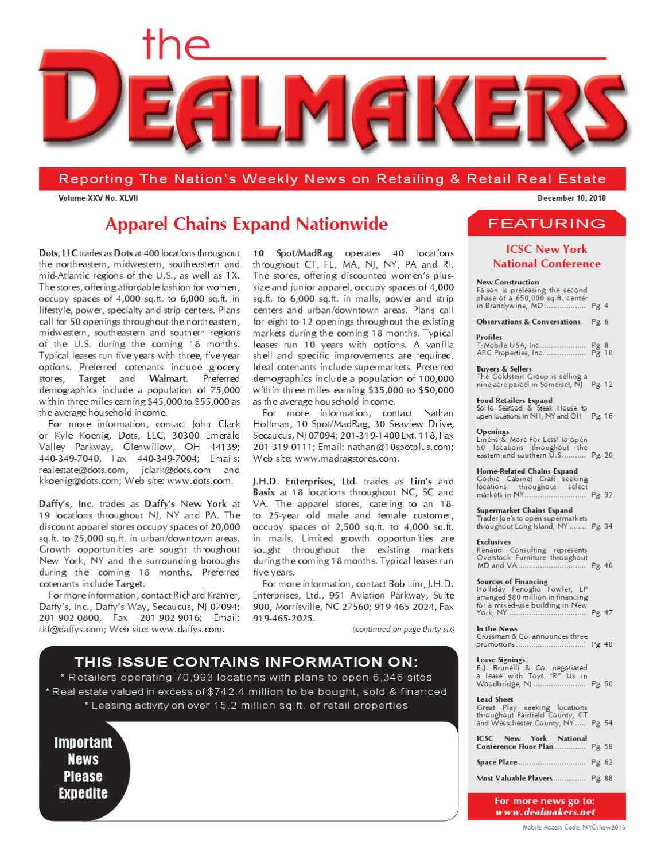 dealmakers magazine by the dealmakers magazine dealmakers magazine 10 2010 by the dealmakers magazine issuu
