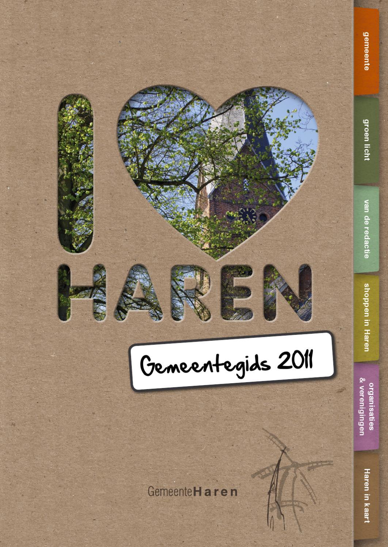 Gemeentegids haren 2011 by peter bakker   issuu