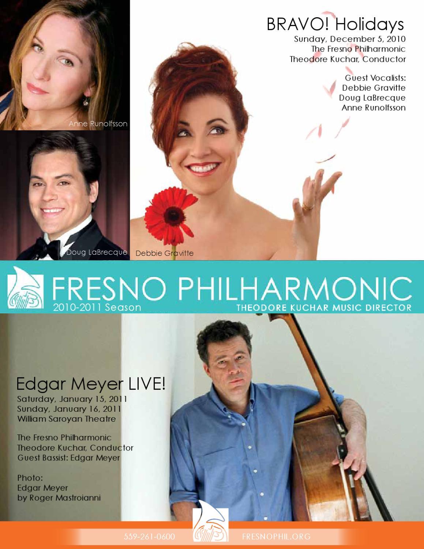 program book by fresno philharmonic issuu