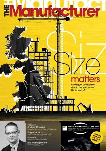 The Manufacturer - December 2010
