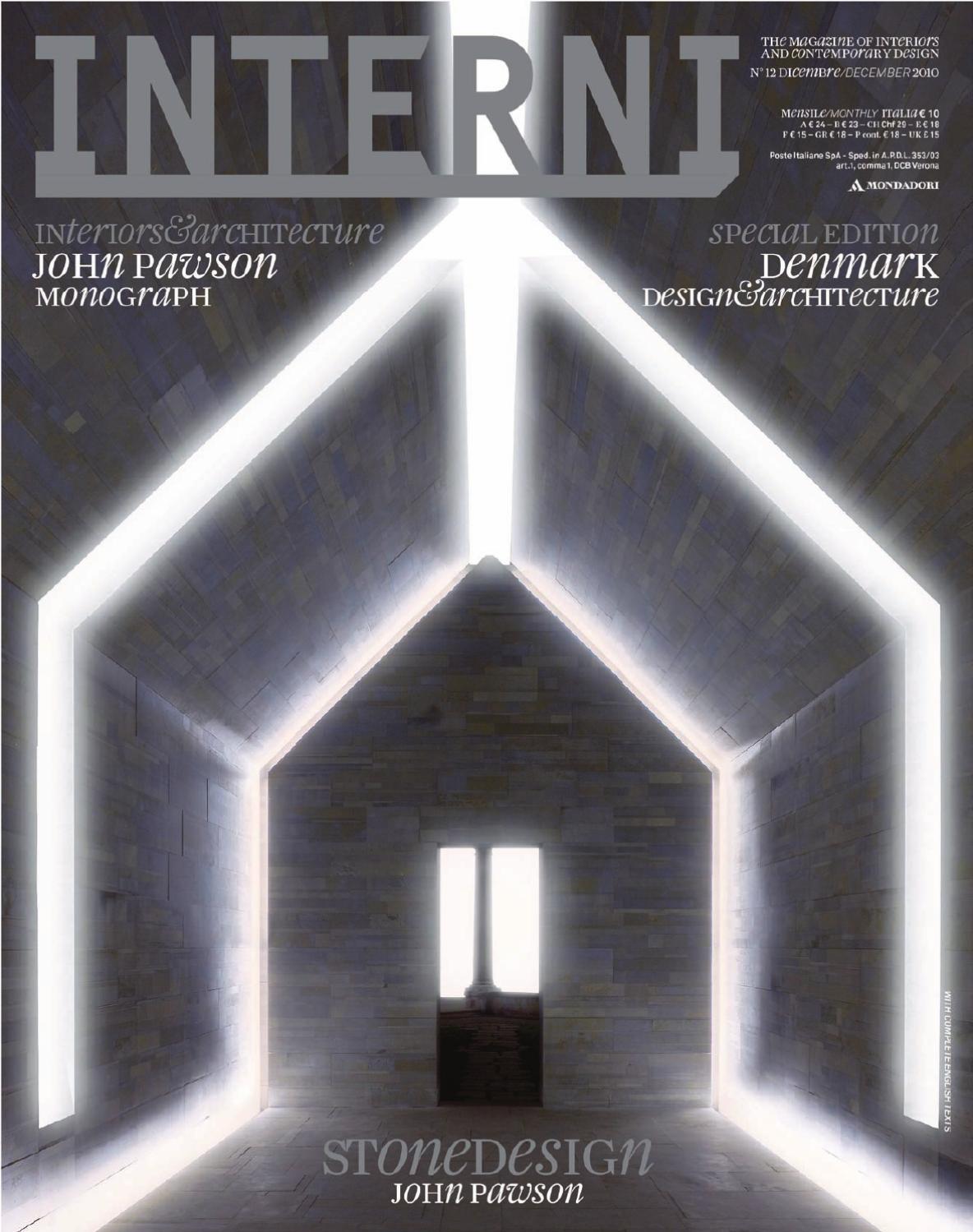 Interni Magazine 612 by Interni Magazine - issuu