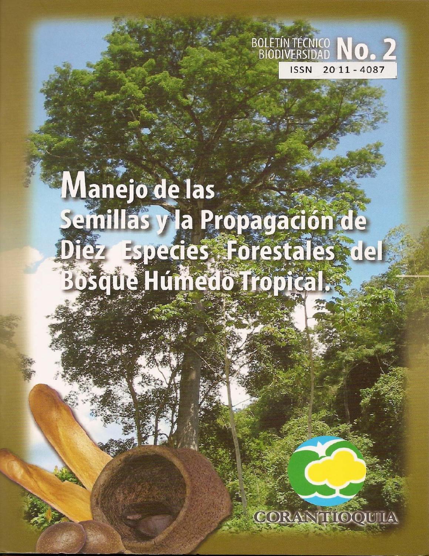 Manejo de las semillas y la propagaci n de diez especies for Manejo de viveros forestales
