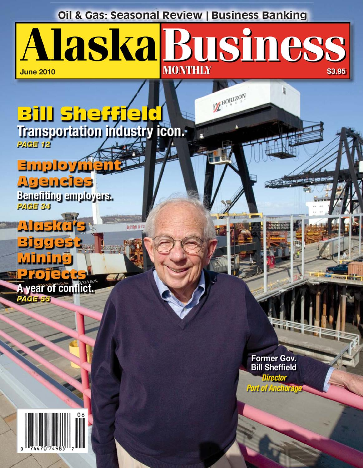 JUNE 2010 by Alaska Business Monthly - issuu