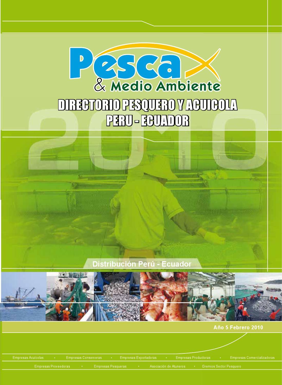 Edicion 31 Directorio Pesquero Revista Pesca Y Medio