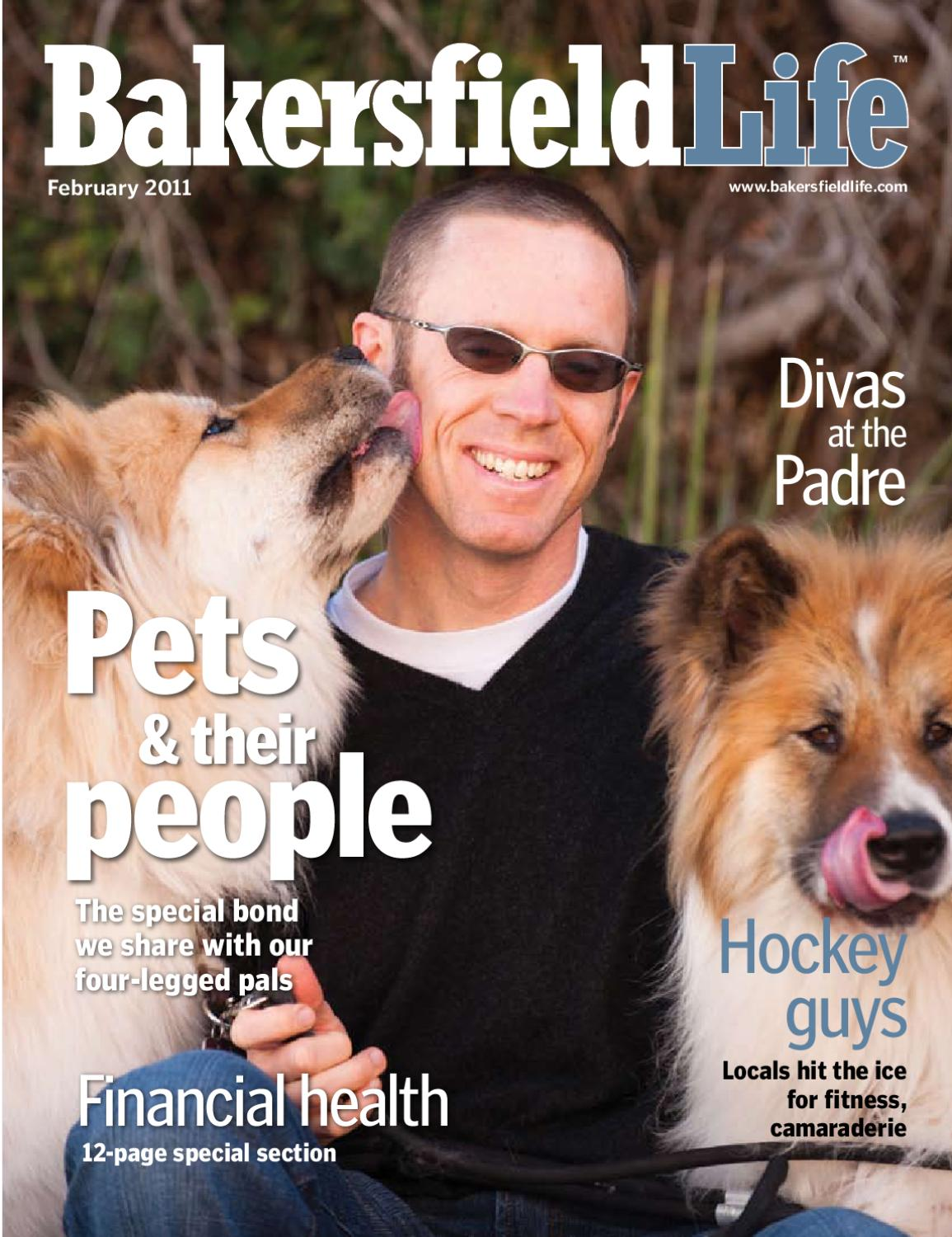 Bakersfield Life Magazine February 2011 By Tbc Media